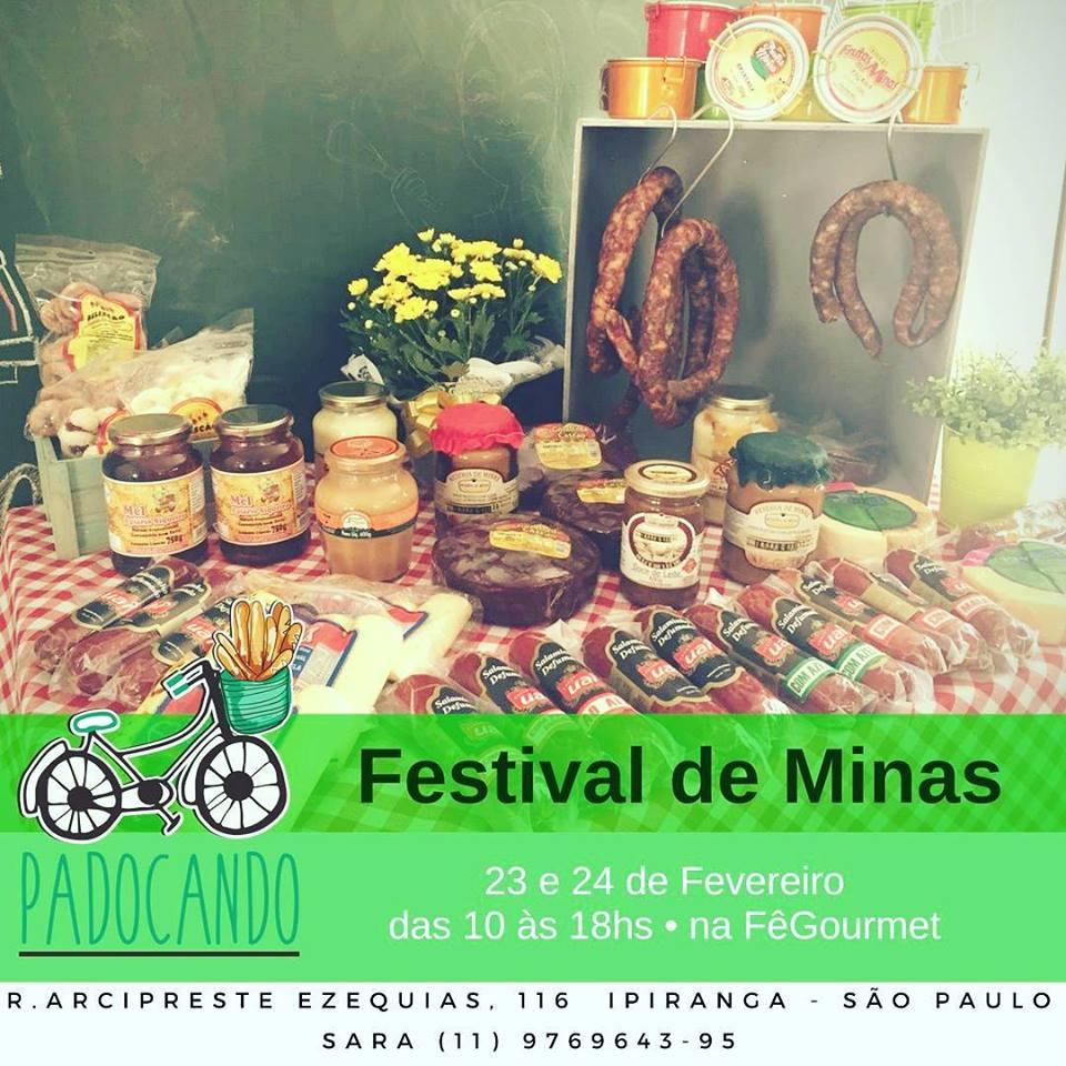 Festival de Minas 23 e 24 de fevereiro de 2018